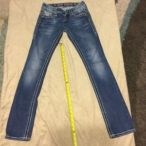 Rock Revival Jeans - Rock Rivals Straight